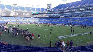 Ravens Bengals 11/18 9 rows from the field for Sale in Ellicott City, MD