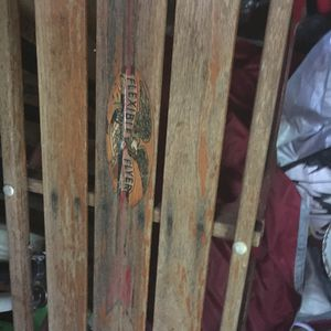 Vintage Flexible Flyer Model Winter Wooden & Metal Sled Arrow for Sale in Springfield, VA