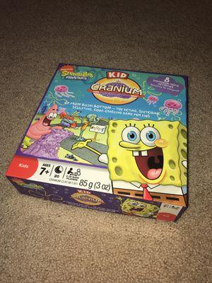 SpongeBob Squarepants Kid Cranium game for Sale in San Diego, CA