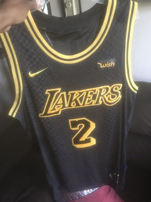 online store 5b39e 42823 New and Used Lakers jersey for Sale in Bridgeport, CT - OfferUp