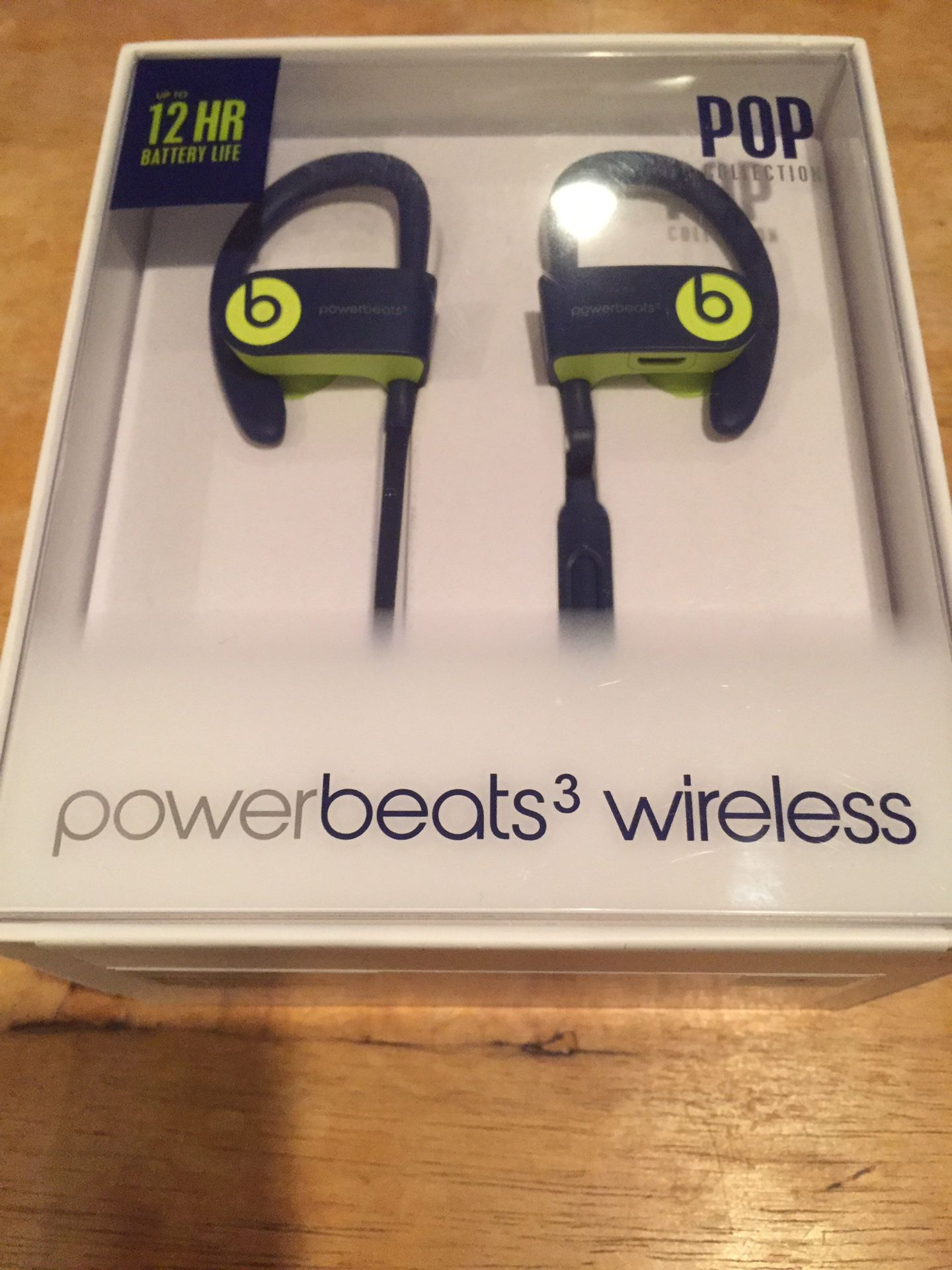 Beats by Dre- power beats 3 wireless BRAND NEW