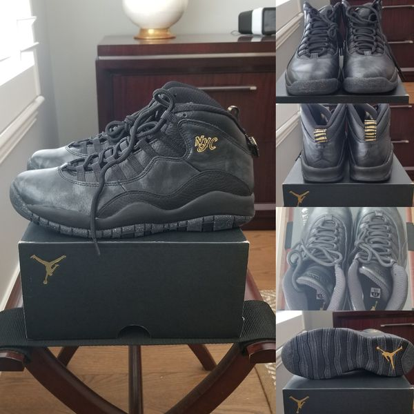 c8b4d8ff908 Air jordan 10 NYC (Clothing & Shoes) in San Ramon, CA - OfferUp