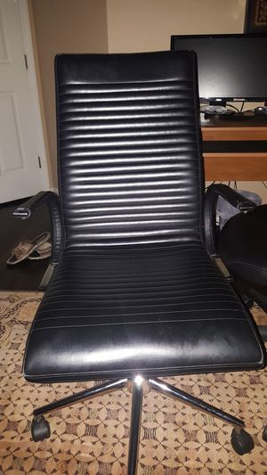 BoConcept Executive Top Grain Leather Chair for Sale in Washington, DC