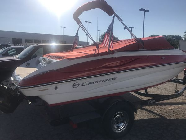 2013 crownline 195ss