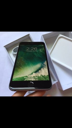 iPhone 6 Plus 16GB excellent condition factory Unlocked for Sale in Springfield, VA