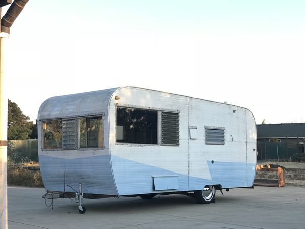 1957 Kenskill Vintage Travel Trailer for Sale in Morgan Hill, CA - OfferUp