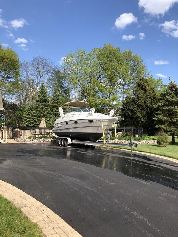 Boat maxum 2900scr