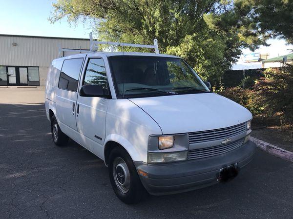 1997 Chevrolet Astro Cargo Van Chevy