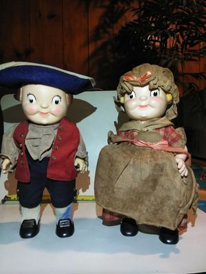 Vintage Campbell's Soup Dolls for Sale in St. Louis, MO
