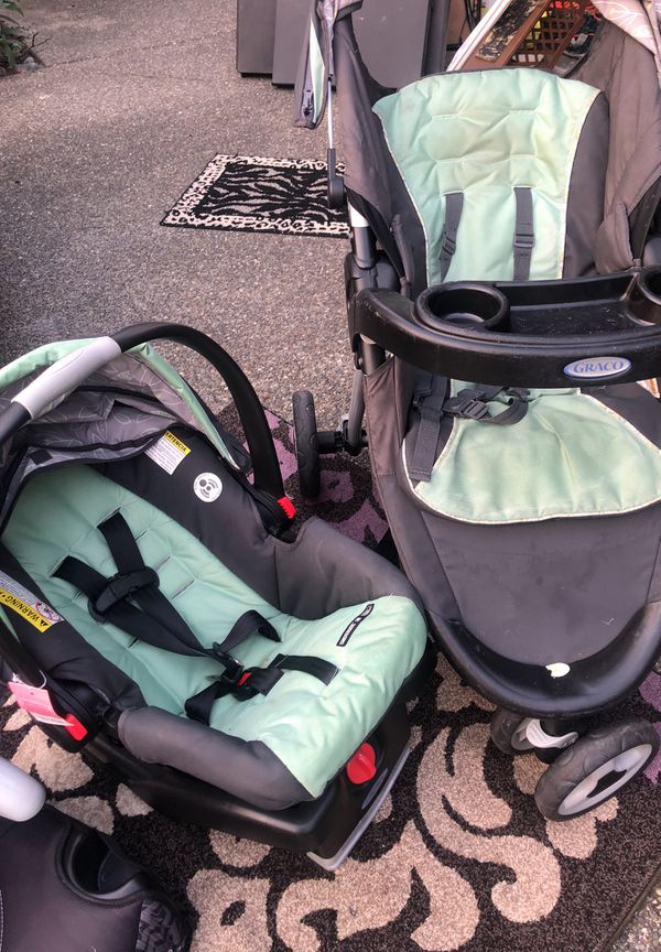 GRACO Stroller And Car Seat For Sale In Puyallup WA