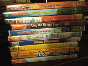Kids dvds for Sale in Las Vegas, NV