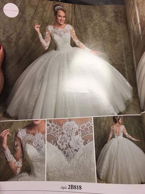 New And Used Wedding Dress For Sale In Weslaco Tx Offerup