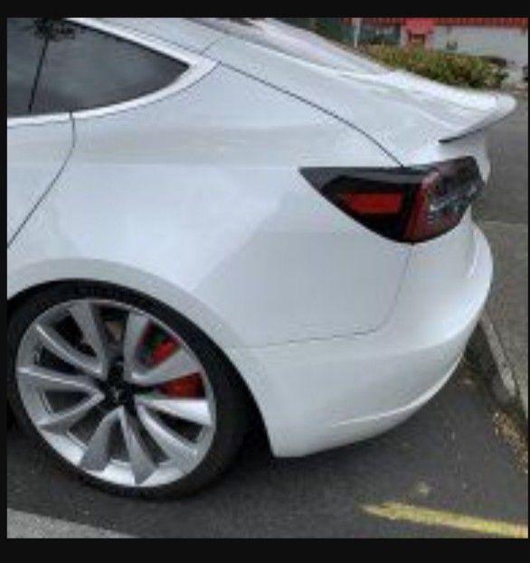 Brand New Tesla M3 Performance Model Spoiler For Sale In