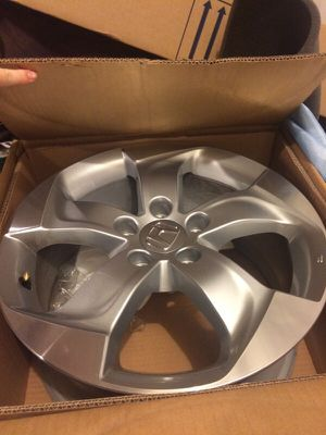 17 inch alloy rims new for Sale in Midlothian, VA