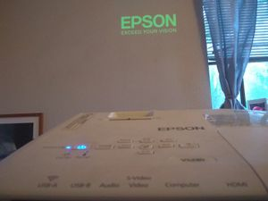Epson HD Projector for Sale in Berkeley, CA