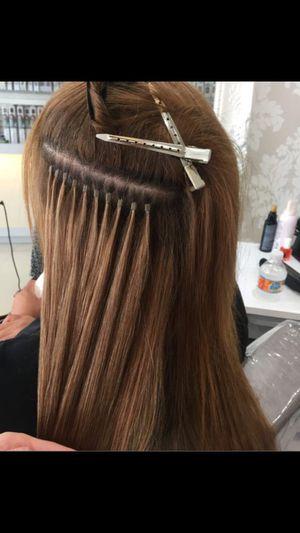 extensiones de cabello 100% pelo natural agan su citas ya especial de noviembre for Sale in Dallas, TX