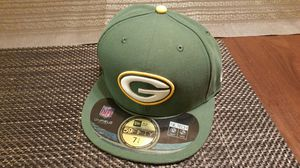 Brand New with Tags: New Era Green Bay Hat for Sale in Fairfax, VA
