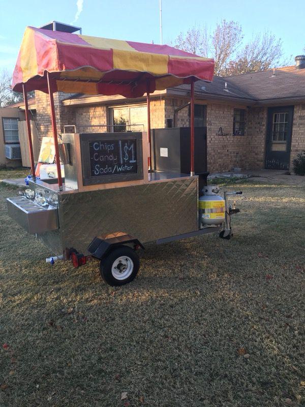 Traila Para Vender Tacos Elotes Y Antojitos Roasted Corn Or Taco