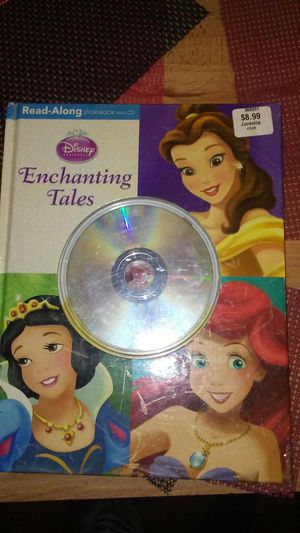 Read along audio book for Sale in WA, US