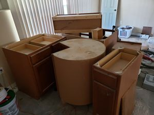 New and Used Kitchen cabinets for Sale in Melbourne, FL ...