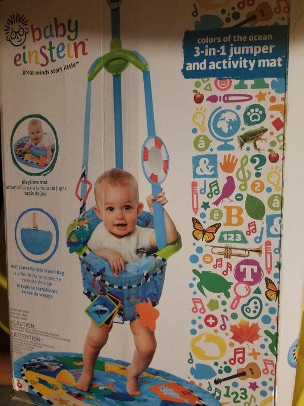 8959479c0 Baby jumper (baby einstein) for Sale in Norwalk