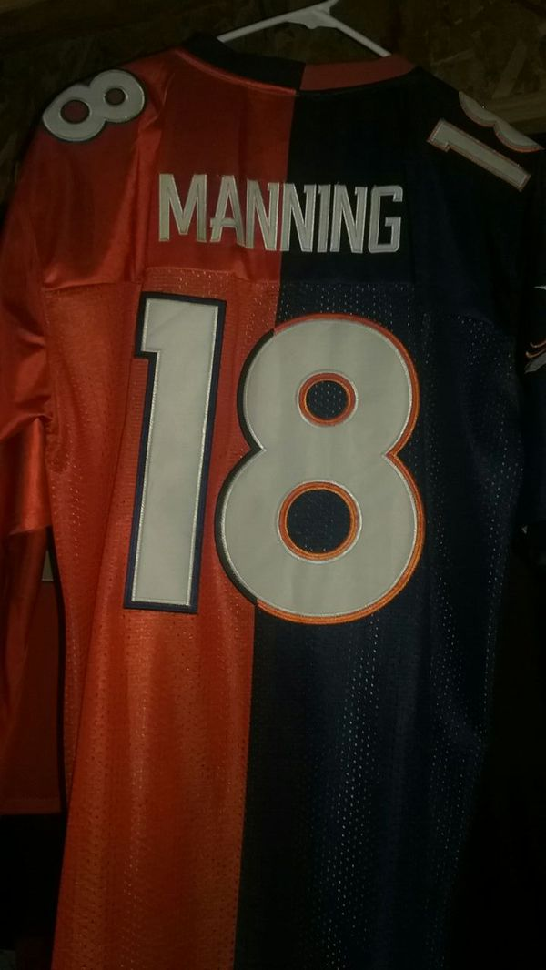 new arrival 64d00 c6750 NIKE PEYTON MANNING JERSEY for Sale in US - OfferUp