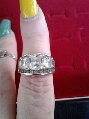 925 Silver Cz Ring Sz 7 For In Louisville Ky