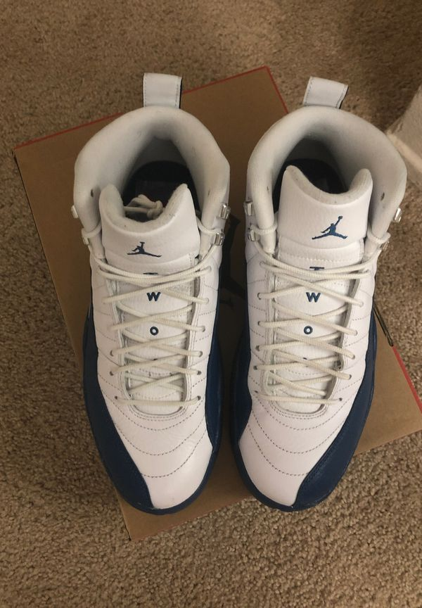 fd06058983392f Air Jordan 12 French blue Size 9 for Sale in Fremont