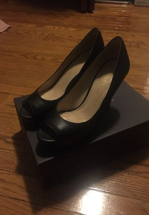 Black peep toe Enzo Angiolini pumps for Sale in Pittsburgh, PA