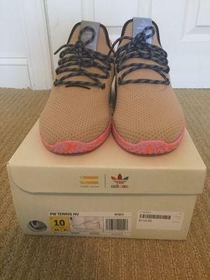 Adidas Pharrell pale dude size 10 for Sale in Washington, MD