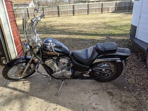 Photo Honda Shadow 600 VLX