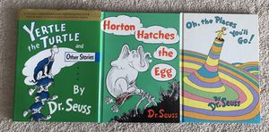 Dr Seuss Limited Edition Large Oversize Hardcover Books for Sale in Alexandria, VA