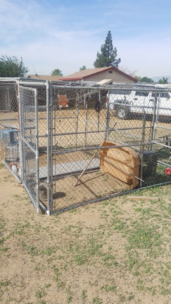 Chicken coop dog run fence panels for Sale in Riverside, CA - OfferUp