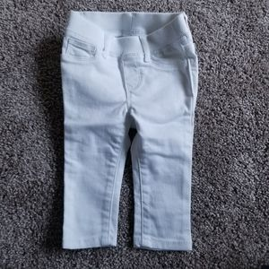 Photo Baby gap white Jeans 6-12 months
