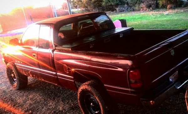 Leveling Kit For 2nd Gen Dodge Ram 2wd For Sale In Sabinal Tx Offerup
