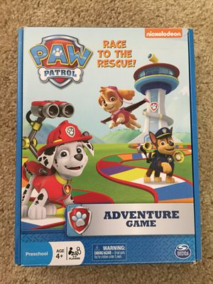 Paw Patrol Board Game for Sale in Catonsville, MD