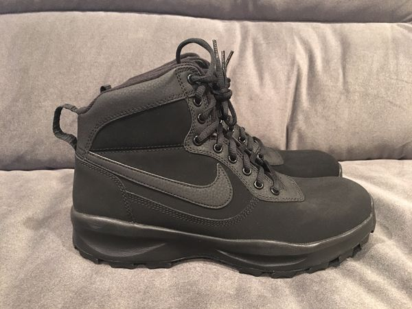 new concept 9d990 8e692 Nike Manoadome Boots Black New Mens Size 9 New