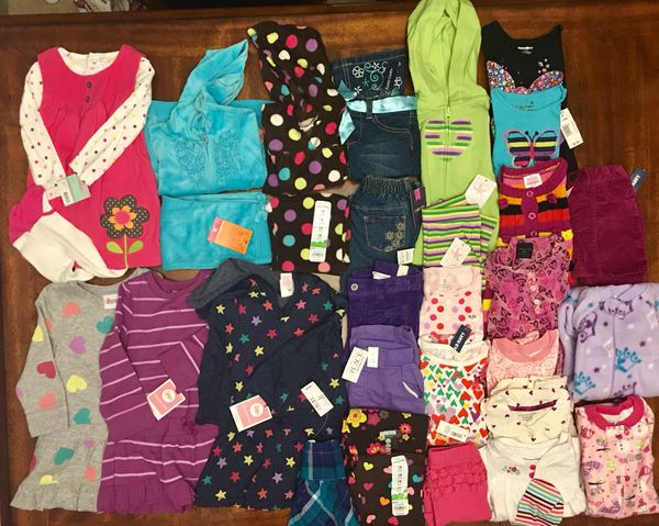 156367ada5ae4 New w Tags: Children's Place, Carter's, Jumping Beans, Target Girls Size  18M, 12-18M Clothing Lot (Cool weather) for Sale in Saint Cloud, FL -  OfferUp