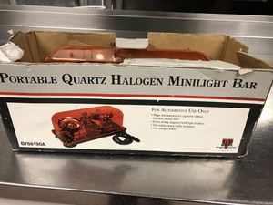 USED PORTABLE QUARTZ HALOGEN MINILIGHT BAR for Sale in Jessup, MD
