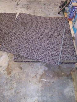 Carpet Squares 3' X 3'  Thumbnail