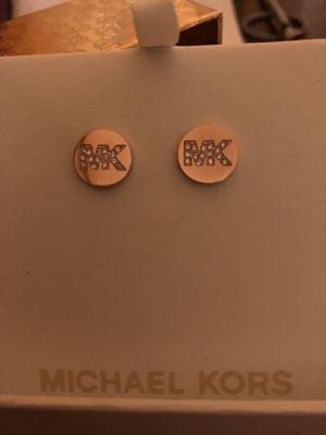 Michael Kors earrings for Sale in Staten Island, NY
