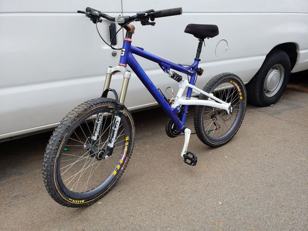 Full Suspension Downhill Mountain Bike For Sale In Poway
