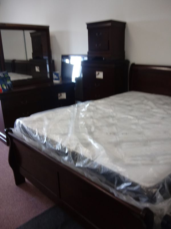 Bedroom furniture 40$ down same day delivery (Furniture) in Columbus ...