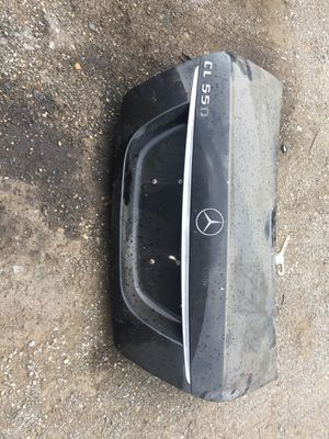 Mercedes Cl550 Trunk for Sale in Upper Marlboro, MD