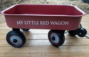 Photo Little Red Wagon
