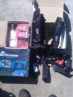 Full harness seat belts and hardware Thumbnail