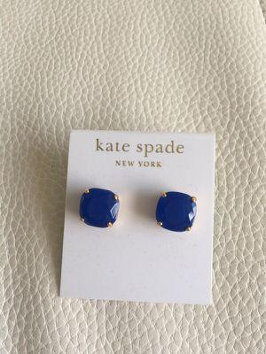 Blue Kate Spade Earrings for Sale in Tampa, FL