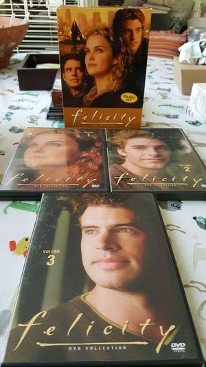 Felicity DVD for Sale in Fairfax, VA