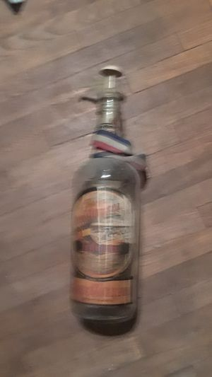 Jose Cuervo tequila bottle with pump for Sale in Las Vegas, NV