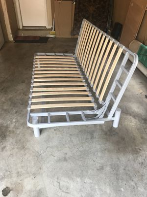 Futon without mattress for Sale in MONTGOMRY VLG, MD